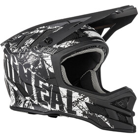 O'Neal Blade Hyperlite Helm black/white